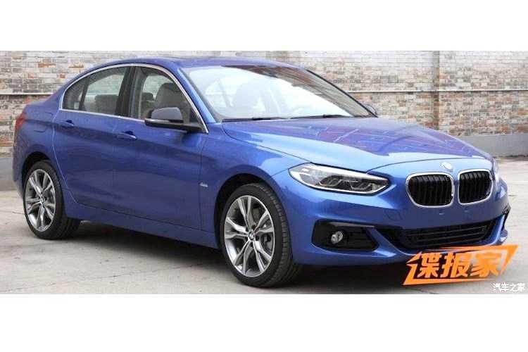 Soi do 'hot' cua BMW 1 Series Sedan gia 'sieu re' hinh anh 2