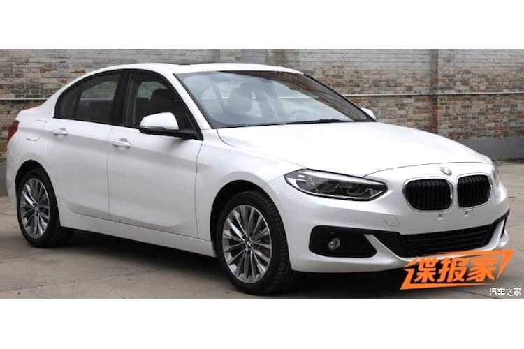 Soi do 'hot' cua BMW 1 Series Sedan gia 'sieu re' hinh anh 6