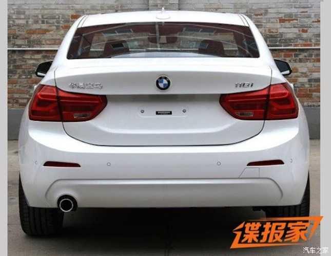 Soi do 'hot' cua BMW 1 Series Sedan gia 'sieu re' hinh anh 7