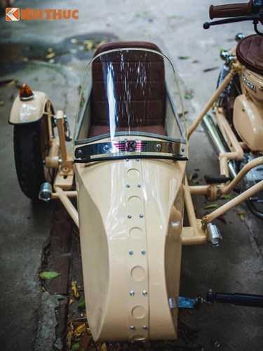 Honda Super Cub do 'cuc doc' tai Ha Noi hinh anh 4