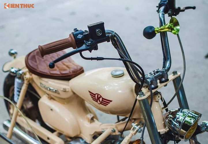 Honda Super Cub do 'cuc doc' tai Ha Noi hinh anh 7