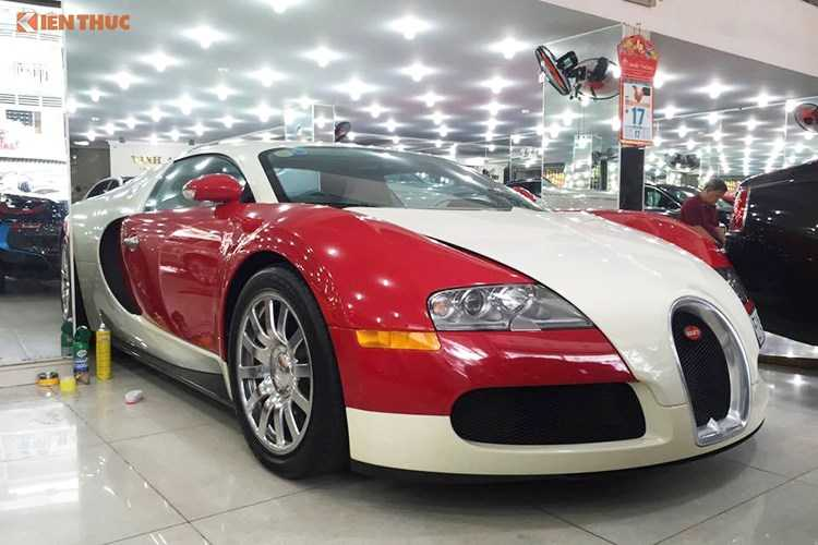 Vua tau 'than gio' 80 ty, Minh nhua rao ban Bugatti gan 50 ty hinh anh 1