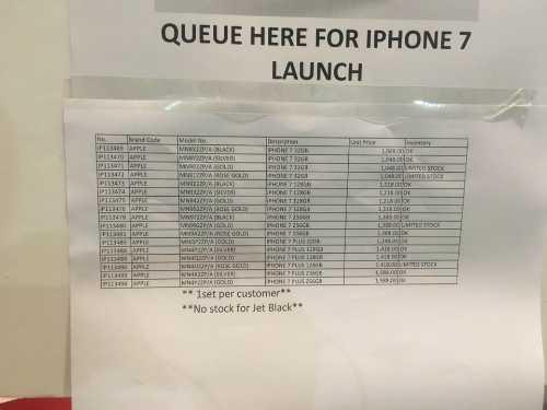 Ve Viet Nam, iPhone 7 tai Viet Nam bi day gia len hang chuc trieu hinh anh 2