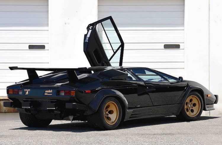 'Huyen thoai' Lamborghini Countach gia 9,47 ty dong co gi doc dao? hinh anh 3