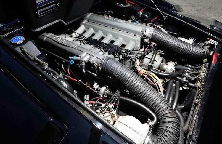 'Huyen thoai' Lamborghini Countach gia 9,47 ty dong co gi doc dao? hinh anh 6