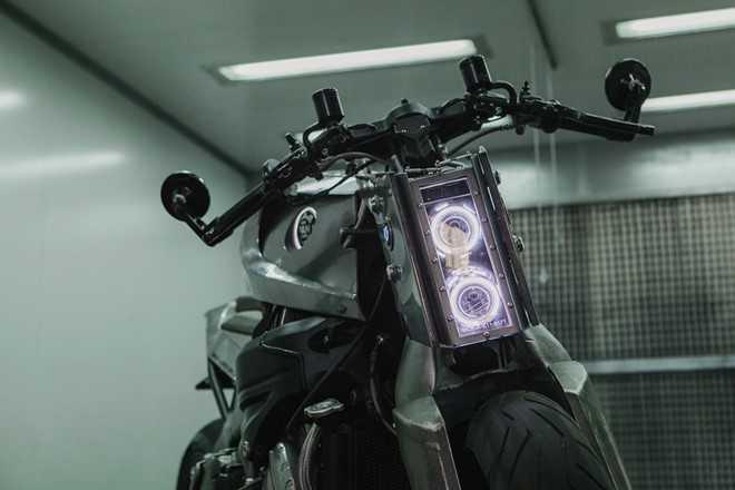 Xem BMW K1200S do kieu robot bien hinh hinh anh 9
