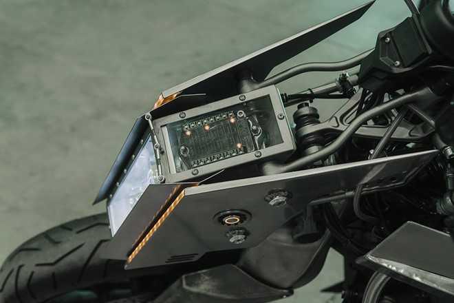 Xem BMW K1200S do kieu robot bien hinh hinh anh 10