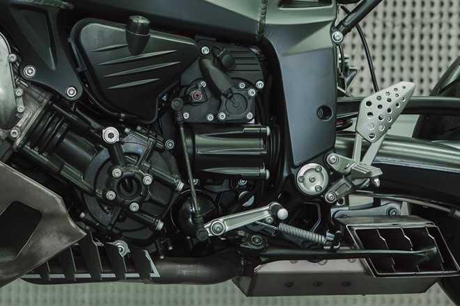 Xem BMW K1200S do kieu robot bien hinh hinh anh 11