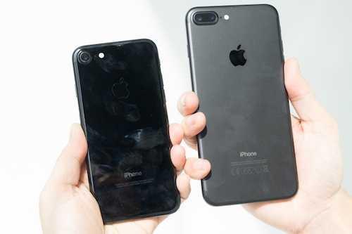 Dat do nhung iPhone 7 Jet Black de ban, de xuoc hinh anh 2