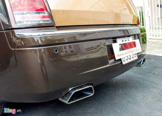 Tho Viet do Chrysler 300C thanh 'Rolls-Royce' het 200 trieu dong hinh anh 10