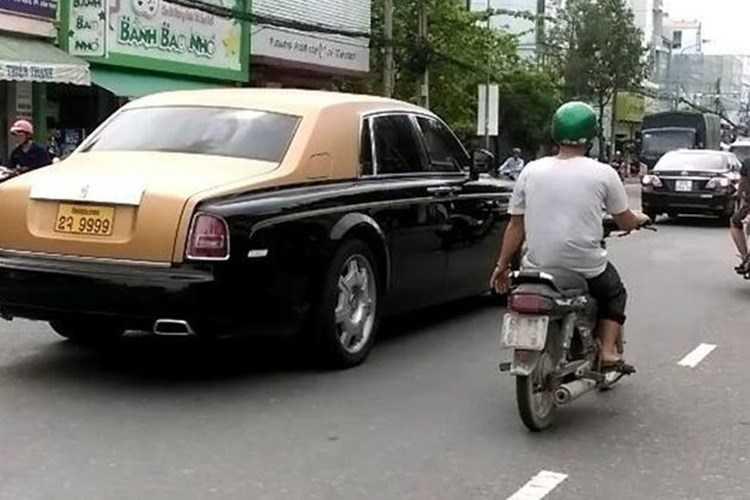 Rolls-Royce 60 ty cua dai gia Lao tren pho Viet hinh anh 6