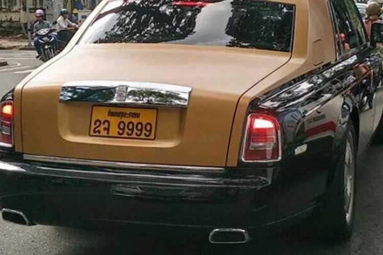 Rolls-Royce 60 ty cua dai gia Lao tren pho Viet hinh anh 7