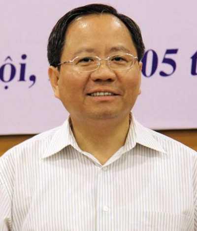 Luong thu truong Bo Tai chinh thap hon tien khoan xe cong hinh anh 1