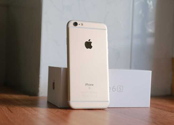 iPhone 7 ve nuoc, may doi cu giam gia o at hinh anh 1