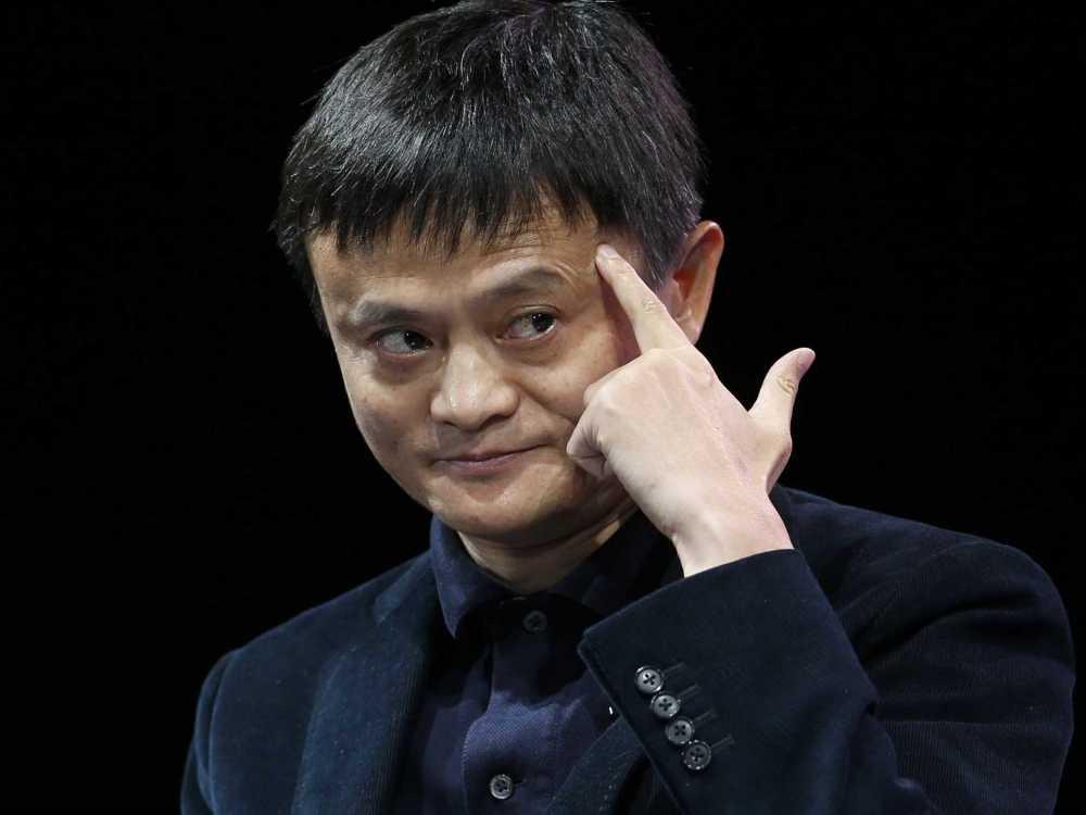 Tai san tang than toc, ty phu Jack Ma van 'ngheo' hon ong trum bat dong san hinh anh 1