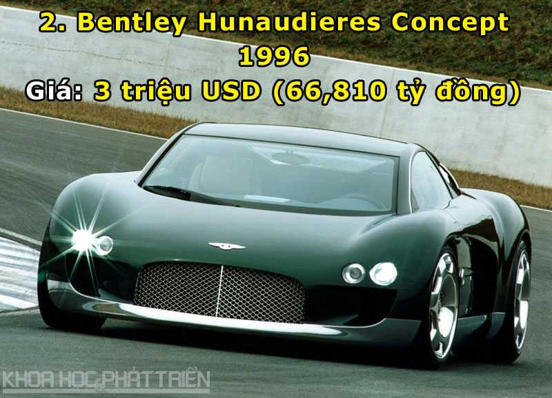 Top 10 sieu xe Bentley dat nhat trong lich su hinh anh 2