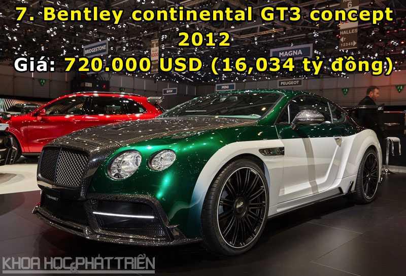 Top 10 sieu xe Bentley dat nhat trong lich su hinh anh 6
