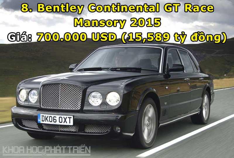 Top 10 sieu xe Bentley dat nhat trong lich su hinh anh 7