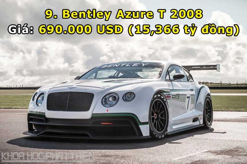 Top 10 sieu xe Bentley dat nhat trong lich su hinh anh 8
