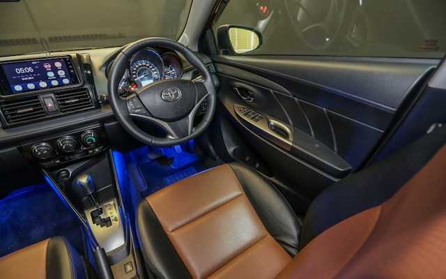 Toyota Vios dong co moi co gia tu 414 trieu dong hinh anh 3