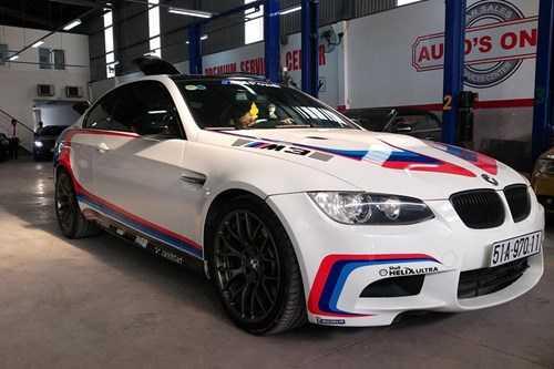 Dan choi Da Nang do tem dau cho sieu xe BMW i8 hinh anh 4