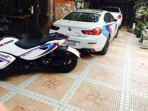Dan choi Da Nang do tem dau cho sieu xe BMW i8 hinh anh 5
