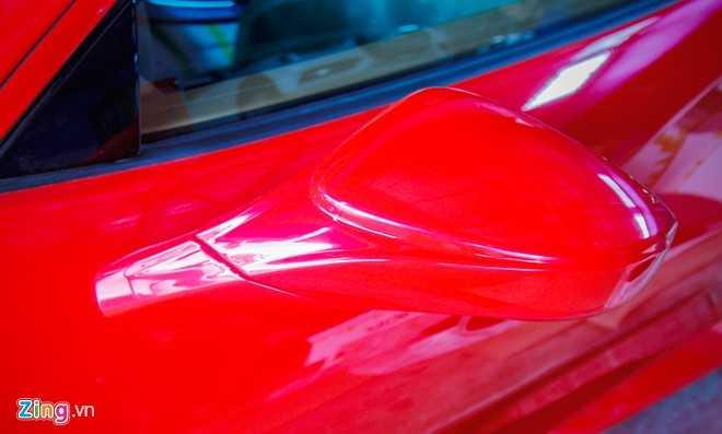 Sieu xe Ferrari 488 GTB tai Da Nang len goi do hang hieu hinh anh 5