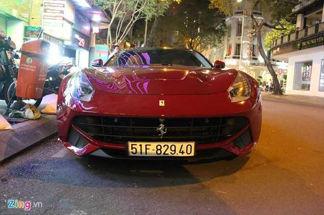 Cuong Do La mua 'sieu ngua' Ferrari F12 Berlinetta hinh anh 3