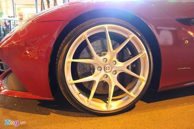 Cuong Do La mua 'sieu ngua' Ferrari F12 Berlinetta hinh anh 5