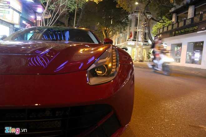 Cuong Do La mua 'sieu ngua' Ferrari F12 Berlinetta hinh anh 6