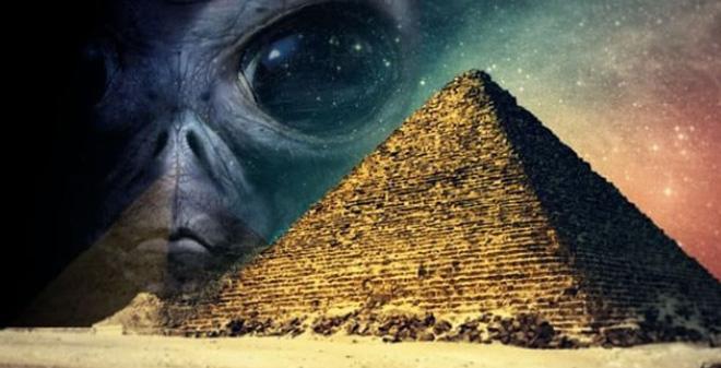 Nghi van Ai Cap giau xac uop nguoi hanh tinh trong dai kim tu thap Giza hinh anh 1