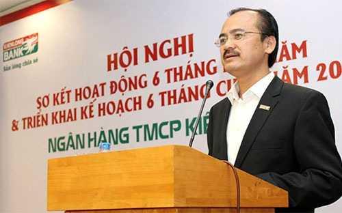 Sau ong Le Hung Dung, bau Thang dang 'ngam dang' voi ngan hang? hinh anh 1