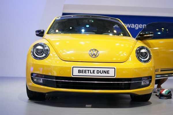 Huyen thoai Volkswagen Beetle 2016 ve Viet Nam hinh anh 3