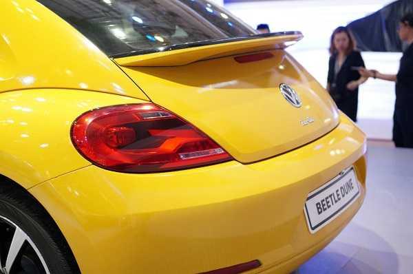 Huyen thoai Volkswagen Beetle 2016 ve Viet Nam hinh anh 4