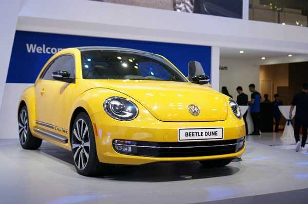 Huyen thoai Volkswagen Beetle 2016 ve Viet Nam hinh anh 1