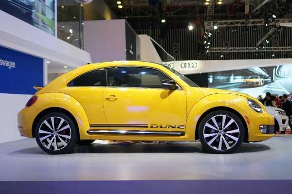 Huyen thoai Volkswagen Beetle 2016 ve Viet Nam hinh anh 2