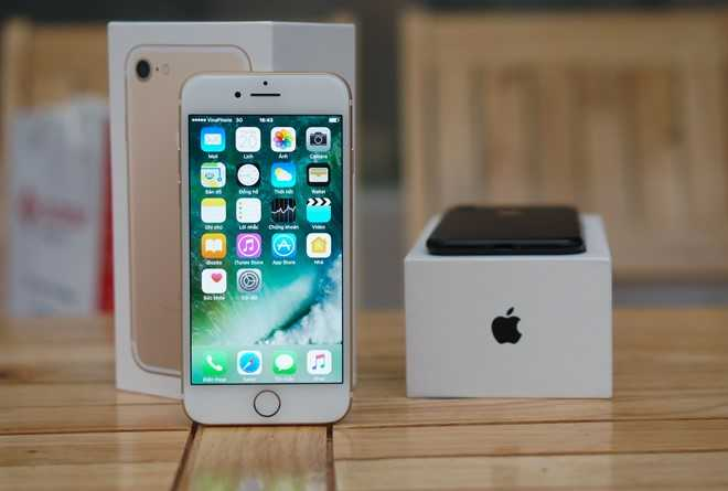 iPhone 7 chinh hang bat dau cho dat truoc tai Viet Nam hinh anh 1