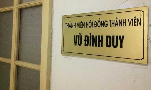 Vinachem: Ong Vu Dinh Duy khong toi co quan tu 24/10 hinh anh 2