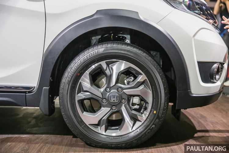 Honda BR-V moi: Xe 7 cho, gia chi 292 trieu dong hinh anh 10