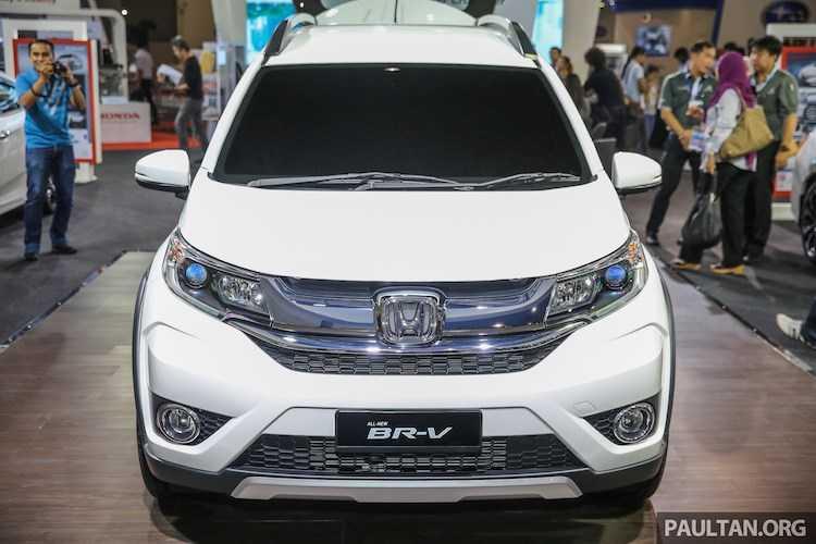 Honda BR-V moi: Xe 7 cho, gia chi 292 trieu dong hinh anh 3