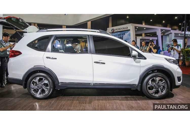 Honda BR-V moi: Xe 7 cho, gia chi 292 trieu dong hinh anh 4