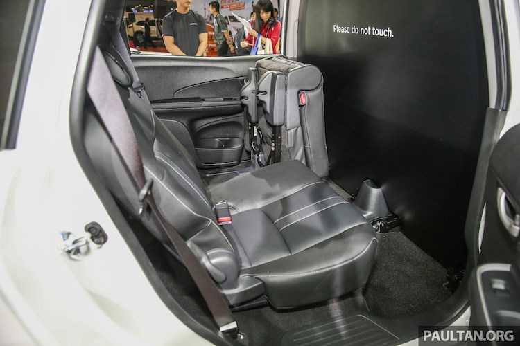 Honda BR-V moi: Xe 7 cho, gia chi 292 trieu dong hinh anh 6