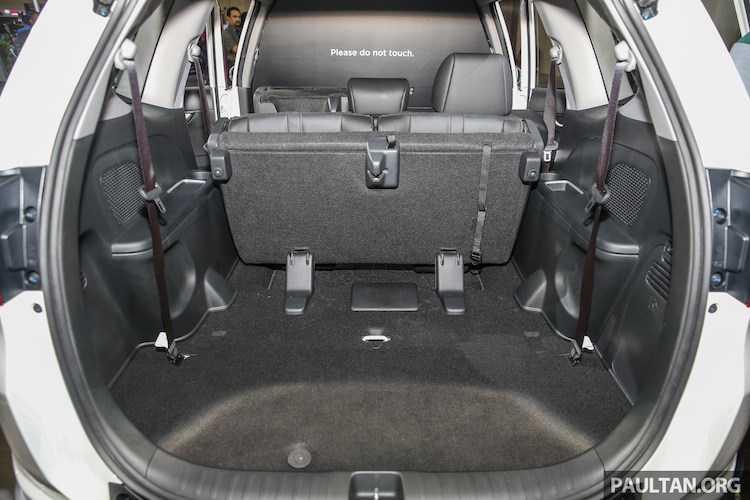 Honda BR-V moi: Xe 7 cho, gia chi 292 trieu dong hinh anh 8