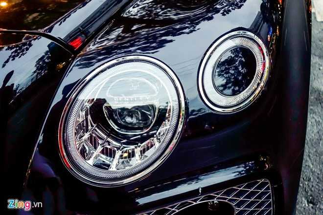 Ngam Bentley Bentayga - sieu SUV gia 19 ty dong o Sai Gon hinh anh 5
