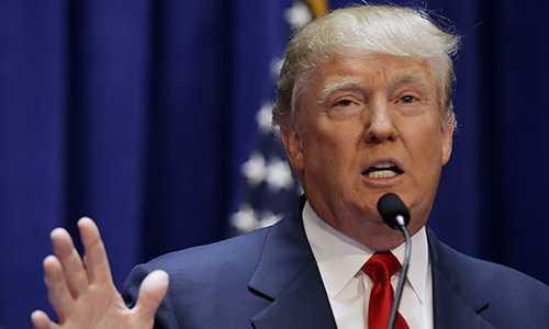 Ong Donald Trump tuyen bo se bo kinh doanh, tap trung lam tong thong hinh anh 1