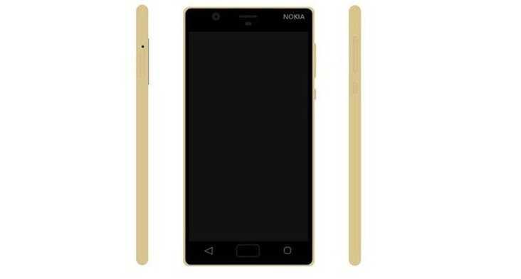 Nokia sap ra mat mau smartphone gia re hinh anh 3