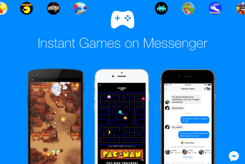 Co the Choi game Pacman ngay tren Facebook Messenger hinh anh 1
