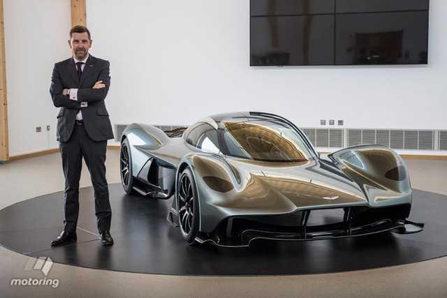 Soi sieu xe dat nhat the gioi Aston Martin AM-RB 001 hinh anh 1