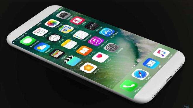 Dung 'chan dung' iPhone 8 qua cac tin don hinh anh 1