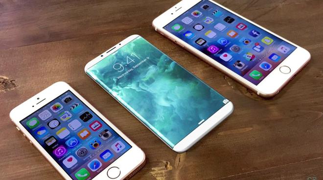 Dung 'chan dung' iPhone 8 qua cac tin don hinh anh 2